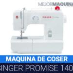 maquina de coser Singer Promise 1408 opiniones